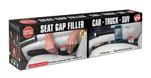 DropStop Car Seat Gap Filler