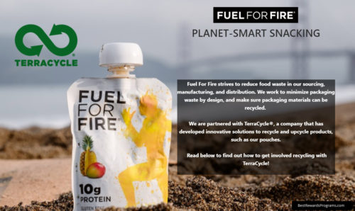 Fuel For Fire Recycling Program