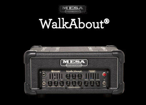 Mesa WalkAbout Amp Head