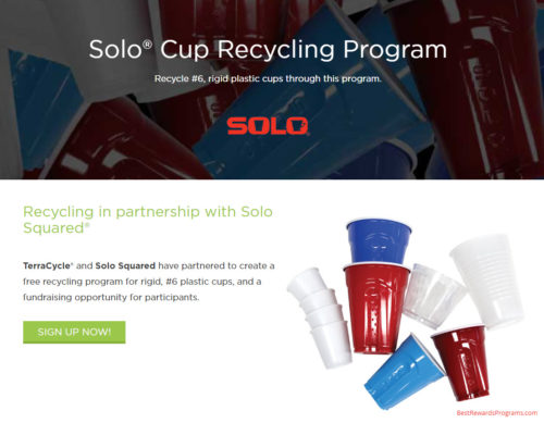 Solo Cup Free Recycling Program