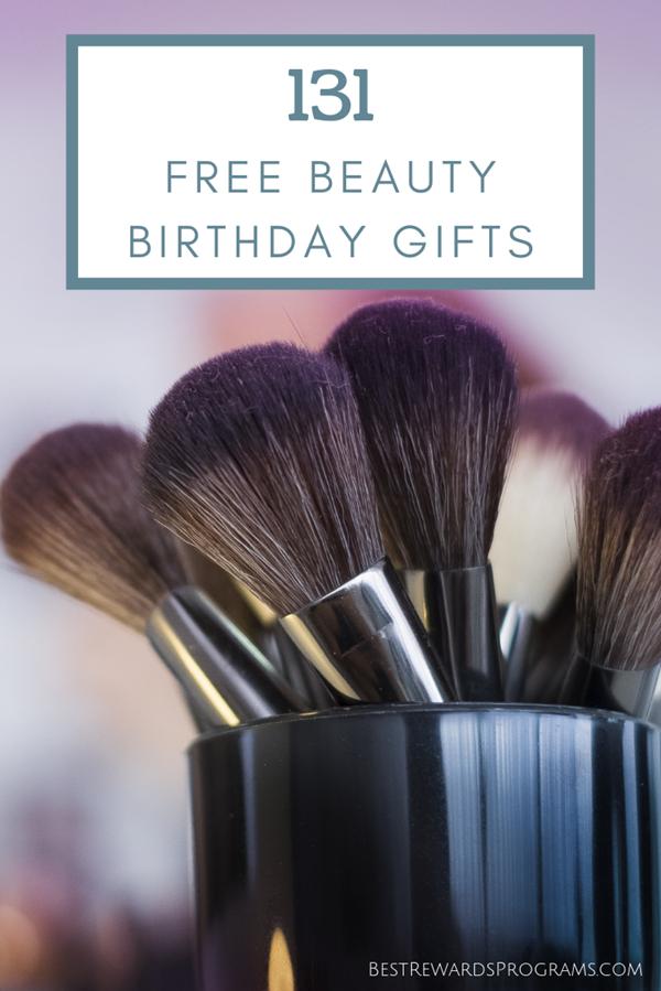 Free Birthday Gifts Online Shopping Birthday Discounts Best Rewards Programs