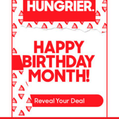 Free Birthday Food at Pizza Hut