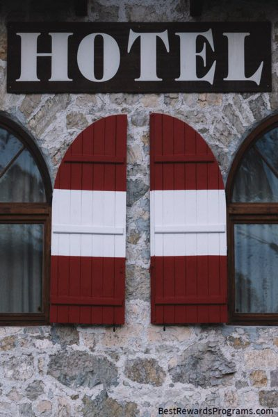 Donate Hotel Points to Charity