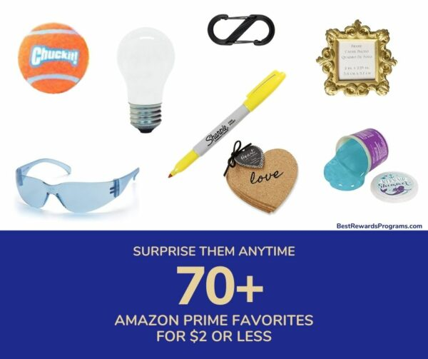 Cheap Amazon Prime Items Under $2 with Free Shipping for Prime Members