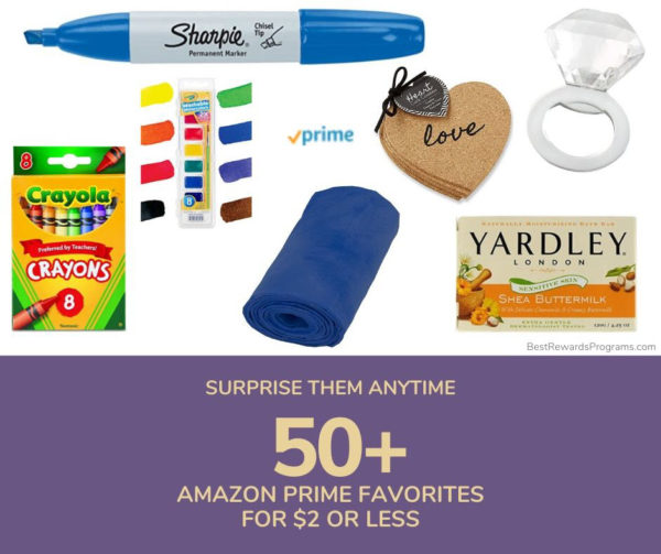 51 Cheap Amazon Prime Items Under $2 with Free Shipping for Prime Members