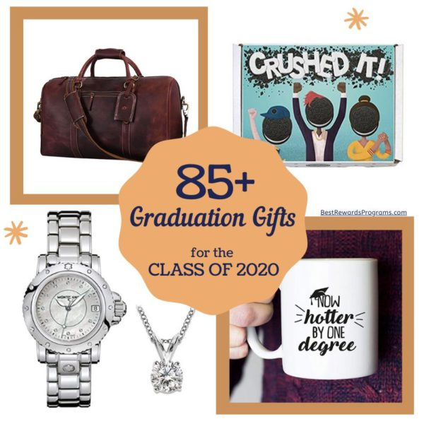 Class of 2020 Graduation Gift Ideas
