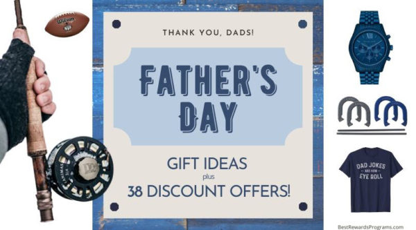 Father's Day Special Offers for Dads in 2020