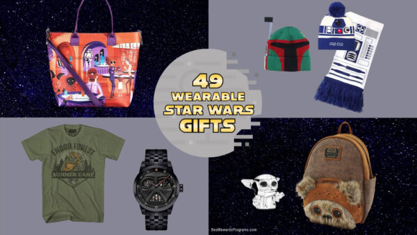 Find fun, wearable Star Wars Christmas gifts for the whole family