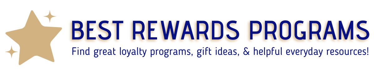 Best Rewards Programs