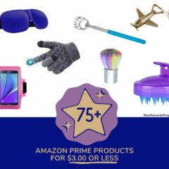 Cheap Amazon Products for $3 or Less with Free Prime Shipping